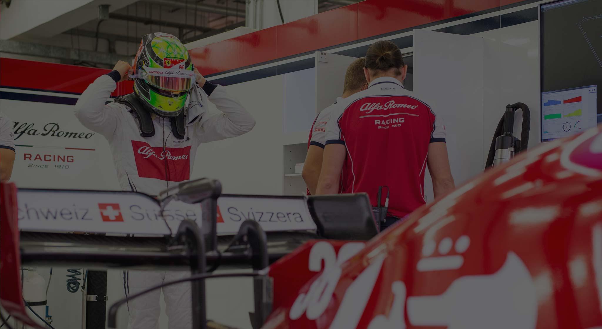EGV1 - Alfa Romeo Racing